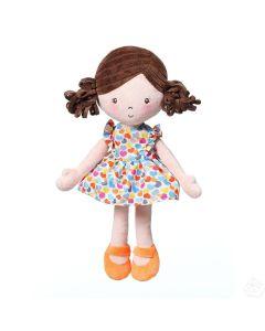 Babyono Doll Lena 32 cm lalka szmaciana przytulanka - zdjęcie nr 1