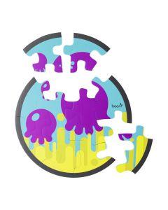 Boon - Piankowe puzzle do kąpieli Ośmiornica -zdjecie 1