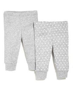 Skip Hop - Spodnie 2 szt. Grey 3M