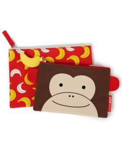 Skip Hop - Saszetki Zoo Małpa
