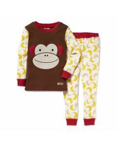 Skip Hop - Piżama Zoo Małpa 4T