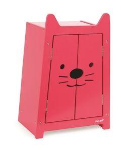 Janod - Szafa dla lalek Babycat