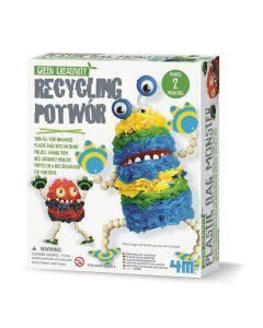 Recykling potwór 4m zdjęcie 1