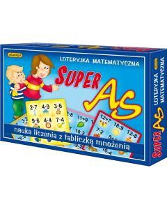 Super as Adamigo nauka liczenia - gry edukacyjne - zdjęcie 1