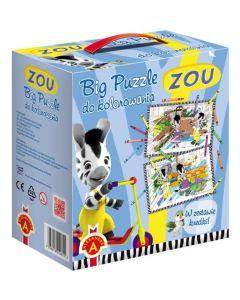 Big puzzle Zou Alexander zdjęcie 1