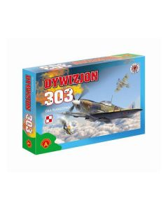 Dywizjon 303 gra planszowa Alexander + puzzle Angry Birds - zdjęcie 1