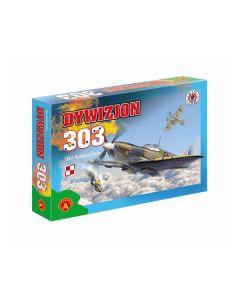 Dywizjon 303 Alexander gra planszowa + puzzle Smoka 2 - zdjęcie 1