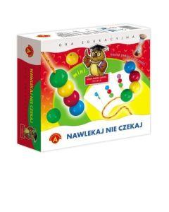 Gra edukacyjna Alexander Nawlekaj nie czekaj mini zdjęcie 1