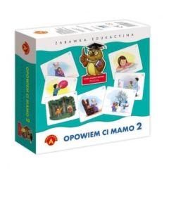 Gra logopedyczna Alexander Opowiem Ci Mamo 2 zdjęcie 1