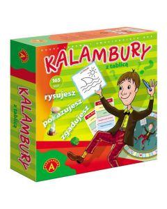 Kalambury z tablicą Alexander - zdjęcie 1