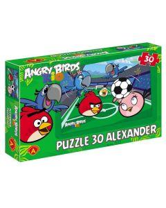Warcaby 12 gier na 1 planszy Alexander + puzzle angry birds - zdjęcie 1