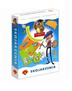 Skojarzenia Alexander gra edukacyjna - zdjęcie 1