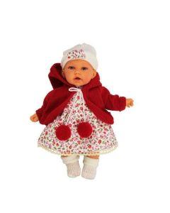 Hiszpańska lalka Antonio Juan 27 cm mówi, śpiewa i śmieje się - zdjęcie 1