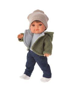 Hiszpańska lalka Antonio Juan chłopiec Farito 38 cm - zdjęcie 1