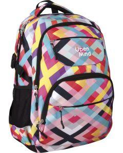 Plecak Open-Mind 07 młodzieżowy - zdjęcie 1