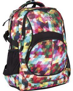 Plecak Open-Mind 09 młodzieżowy - zdjęcie 1