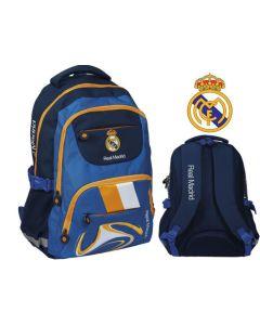 Plecak szkolny dla chłopca Real Madryt  RM-04 - zdjecie 1