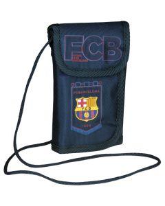 Portfel saszetka na szyję Astra FC Barcelona 102 - zdjęcie 1