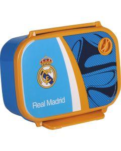 Śniadaniówka lunch box Real Madryt  - zdjecie 1