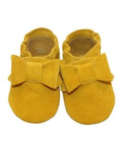 Buciki eleganckie Babice dla niemowląt różne kolory - zdjęcie 1