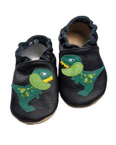 Buciki dziecięce baBice dinozaur T-REX - zdjęcie 1
