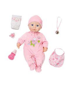 Lalka interaktywna Baby Born Baby Annabell 43 cm zdjęcie 1