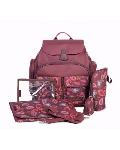 Babymoov Plecak Globber Cherry A043559