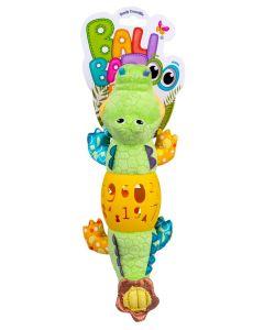 Grzechotka krokodyl Bendy Dumel Balibazoo - zdjęcie 1