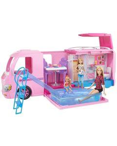 Wymarzony camper Barbie auto kempingowe FBR34 - Zdjęcie 1