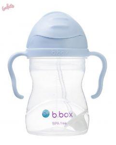 Bidon ze słomką dla dzieci b.box 240 ml Gelato Bubblegum -zdjęcie 1