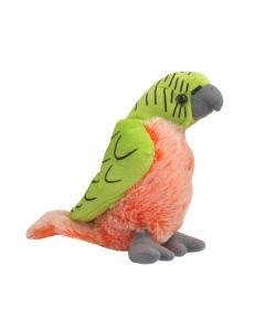 Maskotka papuga Beppe 20 cm ptak przytulanka - zdjęcie 1