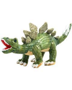 Maskotka dinozaur Stegozaur pluszowy Beppe 43cm - zdjęcie 1