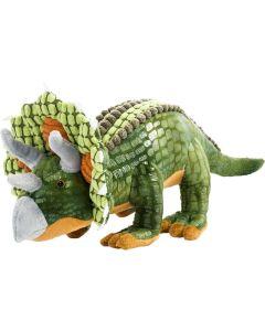 Maskotka dinozaur Triceratops pluszowy Beppe 53cm - zdjęcie 1