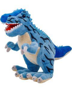 Maskotka dinozaur Tyranozaur niebieski Beppe 30cm - zdjęcie 1