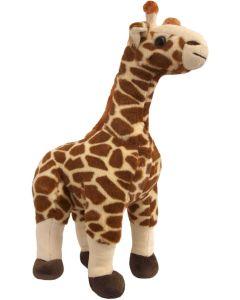 Maskotka żyrafa pluszowa Beppe 28 cm - zdjęcie 1