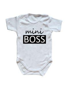 Body krótki rękaw Moocha mini Boss - zdjęcie 2