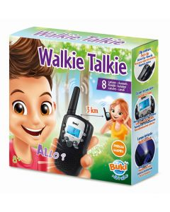 Buki Walkie Takie - walki talki dla dzieci zasięg 3 km - zdjęcie 1
