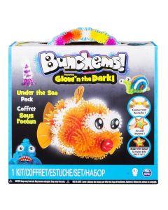 Bunchems Kolorowe Rzepy - Zestaw Tematyczny - Podwodny Świat Spin Master