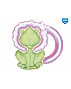Gryzak wodny Canpol zielony lew - gryzak chłodzący - zdjęcie 1