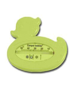 Termometr do kąpieli kaczuszka Canpol różne kolory