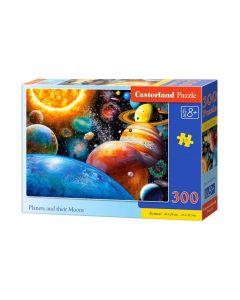 Puzzle Układ Słoneczny Castorland 300 el.  - zdjęcie nr 1