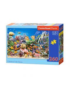 Puzzle Rafa koralowa Castorland 260 el.  - zdjęcie nr. 1