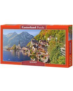 Castorland puzzle Hallstatt  Austria 4000 el. - zdjęcie 1