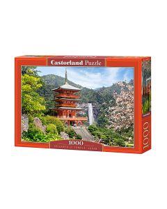 Puzzle Japonia Świątynia buddyjska Castorland 1000 el. - zdjęcie 1
