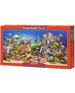 Puzzle rafa koralowa ocean Castorland 4000 el. - zdjęcie 1