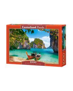 Puzzle Tajlandia jezioro i góry Castorland 1000 el. - zdjęcie 1