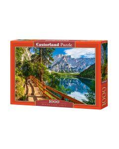 Puzzle Włochy jezioro i góry Castorland 1000 el. - zdjęcie 1