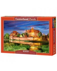 Puzzle Zamek w Malborku Castorland 1000 el. - zdjęcie nr 1
