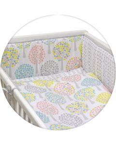 Pościel dziecięca 3-elementowa do łóżeczka Ceba różne wzory