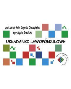 Układanki i ćwiczenia lewopółkulowe Centrum Metody Krakowskiej Cieszyńska - sklep internetowy - zdjęcie 1